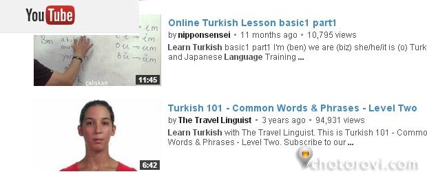 Да се учат думи през YouTube е един вариант, когато ще пътувате в чужбина.