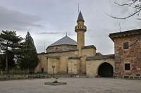 Haci Bektas Veli Museum Джамията (Tekke Cami)