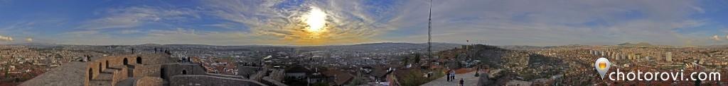 Анакара - 360° панорама