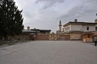Haci Bektas Veli Museum Първи двор (Nadar)