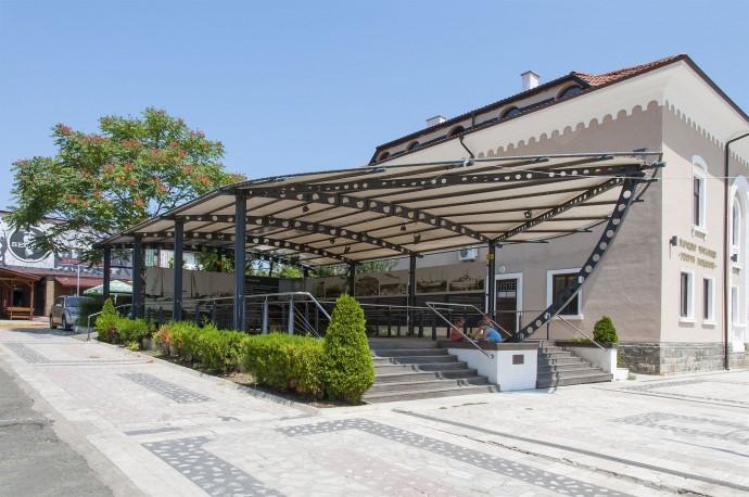 Открит музей - кораб Горянин