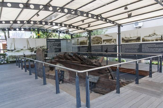 Музей - кораб Горянин